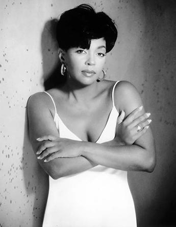 Singer Anita Baker